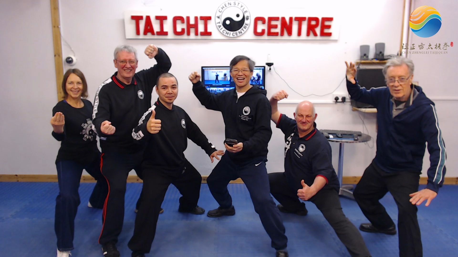 <br /> Group instructors;Sample of Face to Face teaching;Tai Chi Talk part 1;Tai Chi Talk part 2;Laojia Lesson 1;Laojia Demonstration;8 Form Demonstration;